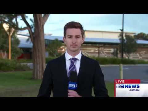 School Lockdown | 9 News Perth