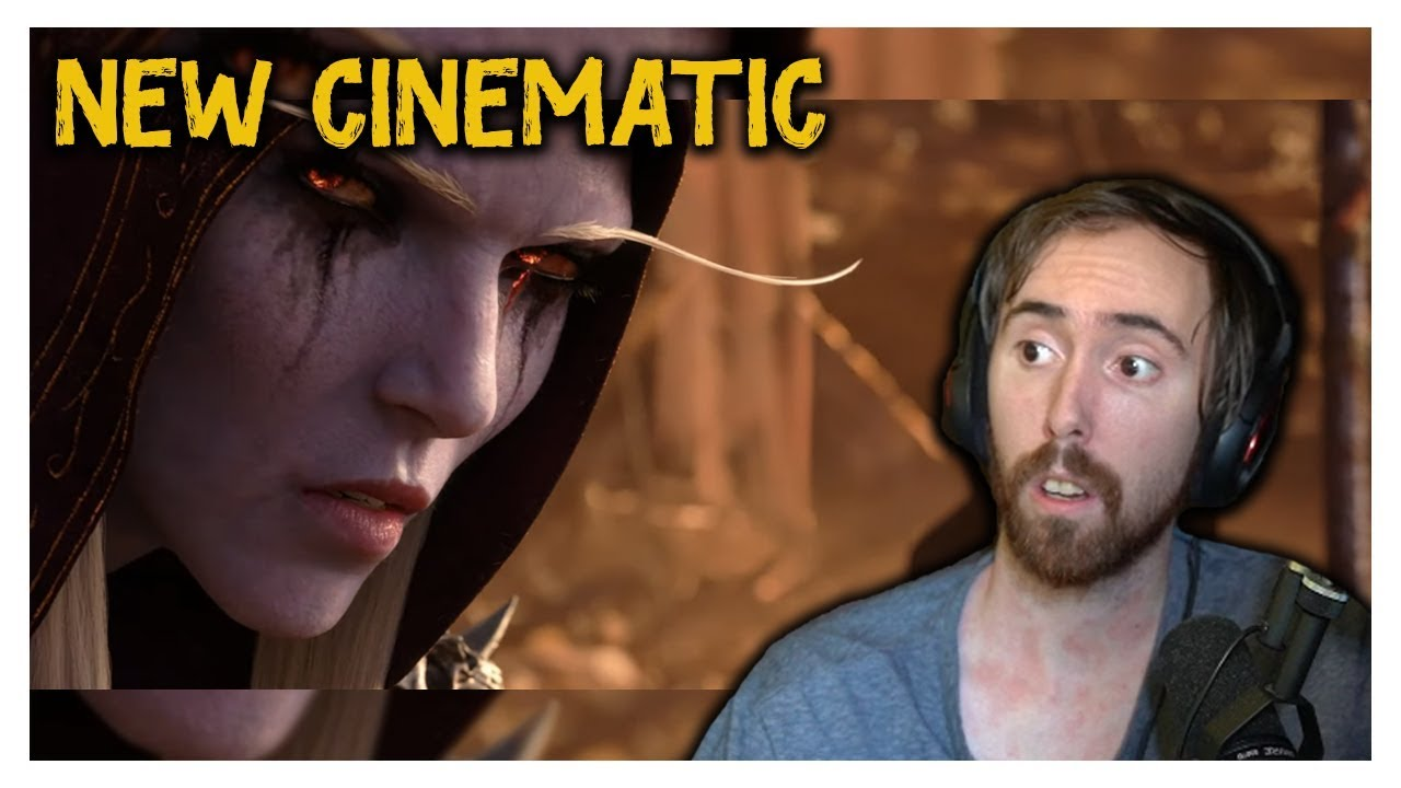 ASMONGOLD REACTS TO FINAL CINEMATIC - WAR CAMPAIGN