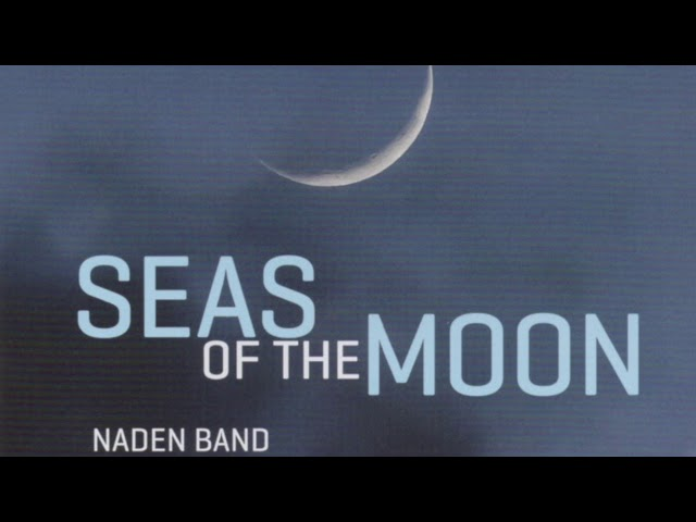 Seas of the Moon - 1  Sea of Tranquility