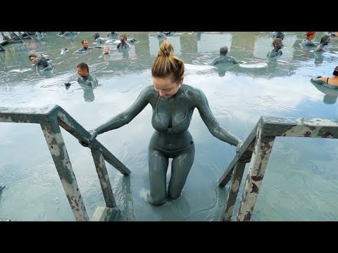 Así es la PLAYA RUSA ★ Ale Ivanova en el Mar Negro