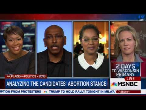 Joy Reid Fact-checks Michael Steele On Air