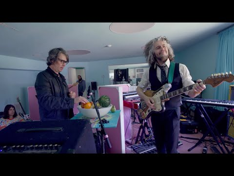 The Flaming Lips collaboration with Google AI bears fruit at I/O 2019