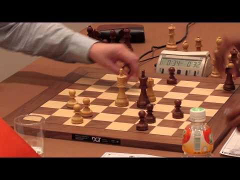 Thailand Open Chess Championships 2013, Rd 3 FM Martin Voigt - GM Venkatesh M.R.