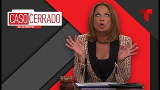 Repeat youtube video Hermano irresponsable embaraza a hermana, Casos Completos | Caso Cerrado | Telemundo