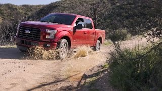 2017 Ford F-150 4x4 Review (vs. RAM 1500)