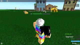 roblox choi one piece treasure test thu hie vs mera