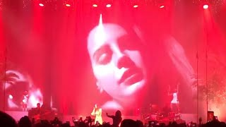 Lana Del Rey - West Coast [live @ Sacramento Memorial Auditorium 10.8.2019]
