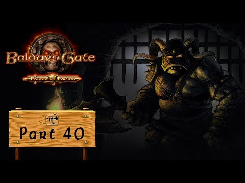 Baldur's Gate EE [BLIND] - Part 40 Ducal Palace