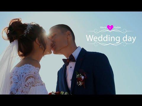 Артем Ковальчук: Alena and Vadim. Wedding day. 22 09 18