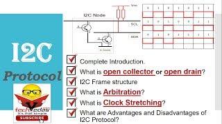 I2C Protocol Tutorial   How I2C Protocol works