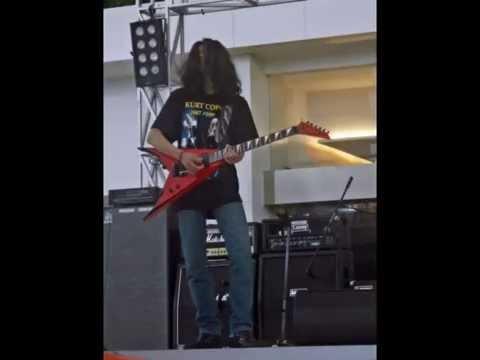 Lagu anak Rock, Menanam Jagung, (Gitar version) by Dede Aldrian