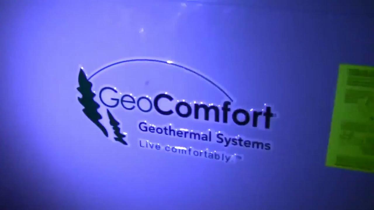 GeoComfort Geothermal 2 Stage Heat Pump