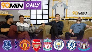 Conte will be sacked soon! | Kane is England's worst Striker! | 90min Daily