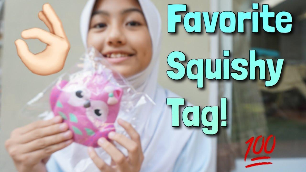 Favorite Squishy Tag : FAVORITE SQUISHY TAG !! - YouTube