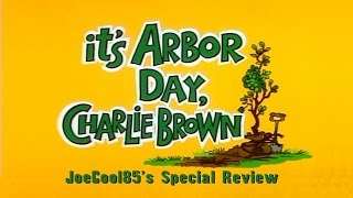 It's Arbor Day, Charlie Brown (1976): Joseph A. Sobora's Special Review