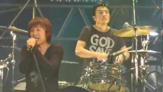 JUN SKY WALKER(S) NO FUTURE 2012/11/21 渋谷公会堂 大人にはグッとく...
