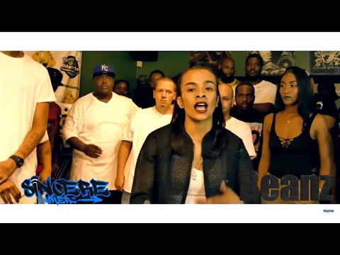 SINCERE CYPHERZ: AVE, MIKE P, MYVERSE, TY LAW, JERRY WESS, BEANZ, DOT, YABOY CLIP, TOOK