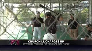 Churchill Chargers Surge Through Playoffs on Sports2Nite