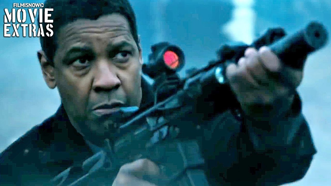 THE EQUALIZER 2 | A Look Inside Featurette