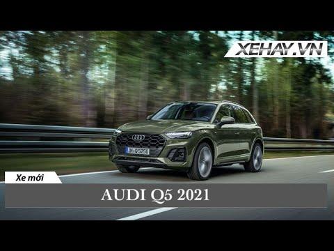 Audi Q5 2021 Chinh Thức Trinh Lang Bản Nang Cấp đang Gia Xehay Vn Youtube