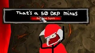 Ragnaros Wipe Animation