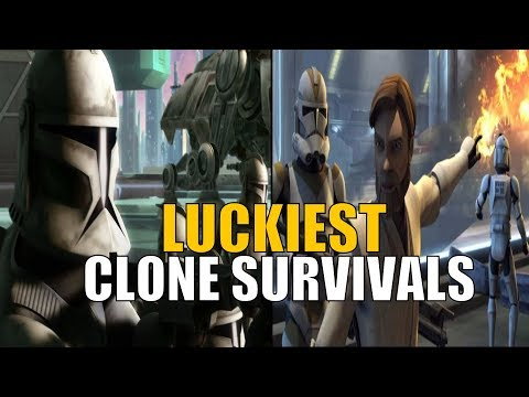 5 Unknown Clones that Shouldn't be alive