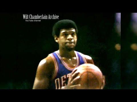 Jimmy Walker 10pts 10a (Pistons at Bucks, 10.18.1969 Full Highlights)