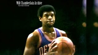 Jimmy Walker (Pistons at Bucks, 10.18.1969 Full Highlights)