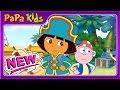 Baby Dora Sea Treasure Hunt Adventure Games - Dora La Exploradora