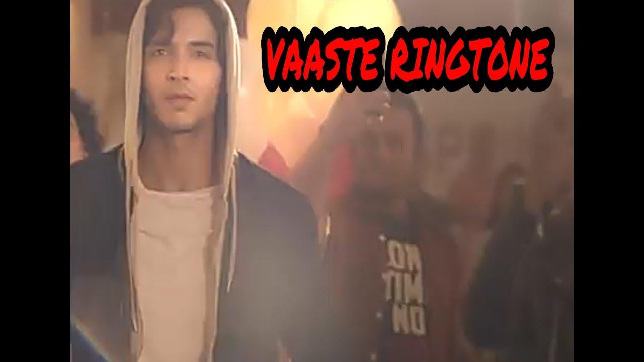 VAASTE SONG RINGTONE - YouTube