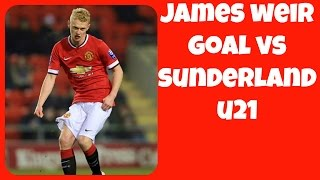 Video Gol Pertandingan Manchester United U-21 vs Sunderland U-21
