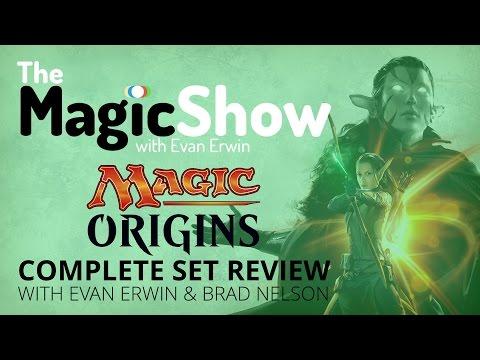 Magic Origins Complete Set Review - Green! [Magic the Gathering]