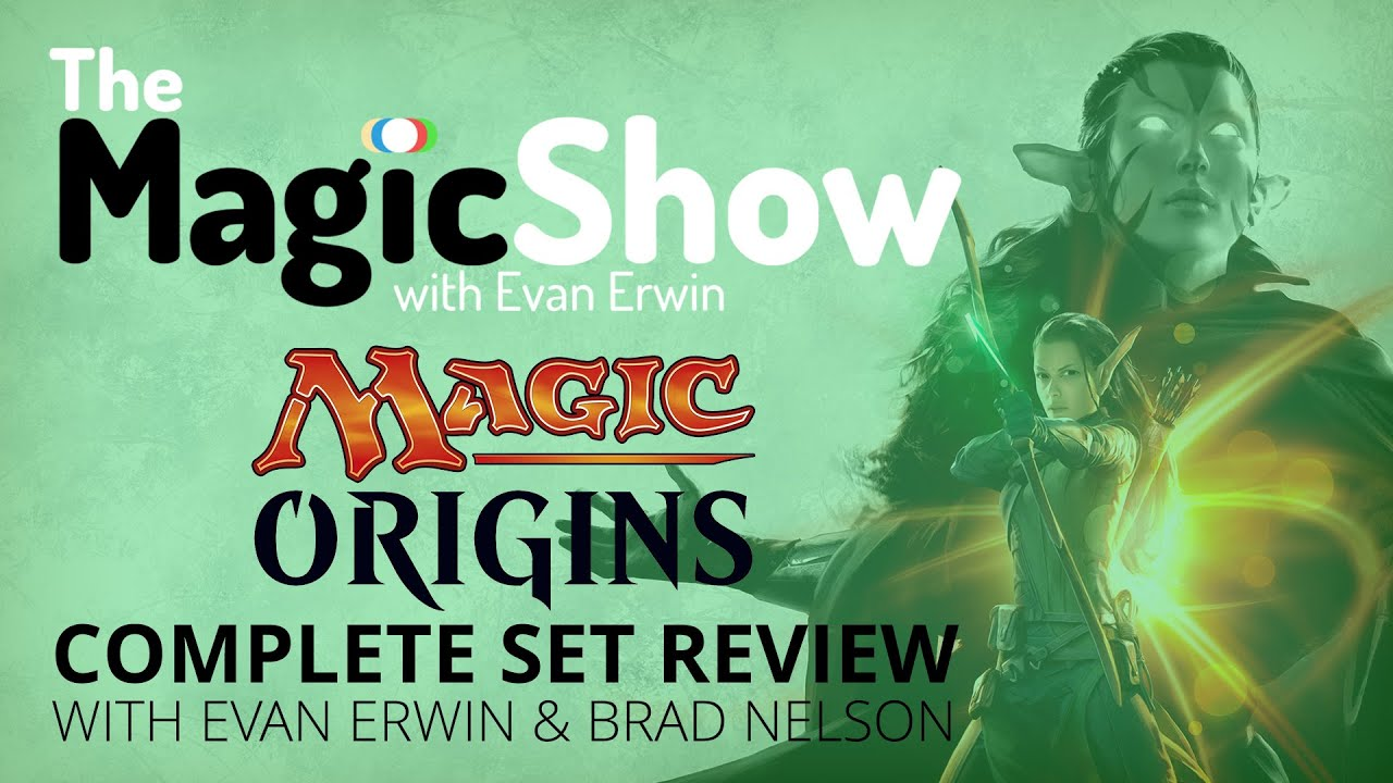 magic origins complete set review green magic the g doovi. Black Bedroom Furniture Sets. Home Design Ideas