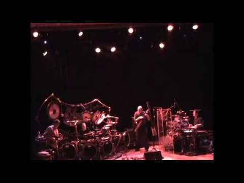 HoBoLeMa(Terry Bozzio/A.Holdsworth/Tony Levin/Pat Mastelotto)- live 2010 - part 1 (HD)