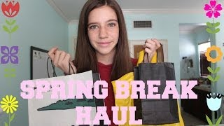 Spring Break Haul!❀ Thumbnail