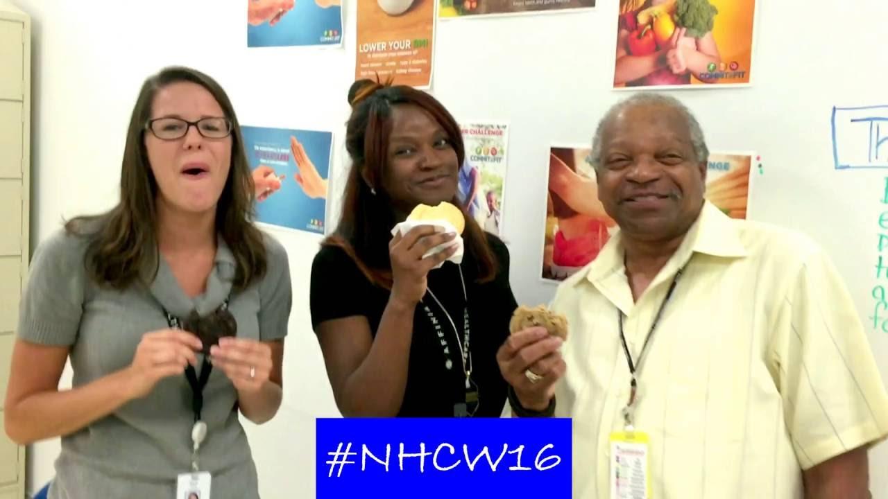 Affinia Healthcare National Health Center Week 2016 Lemp Youtube