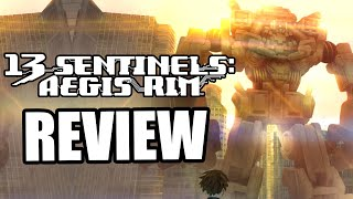 13 Sentinels: Aegis Rim Review - Yet Another Stunning PS4 Exclusive (Video Game Video Review)