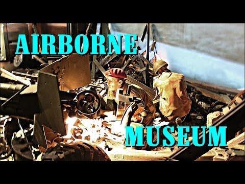 Airborne Museum en Airborne Experience Oosterbeek NL