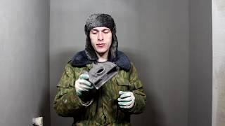 видео Кожух для болгарки под пылесос