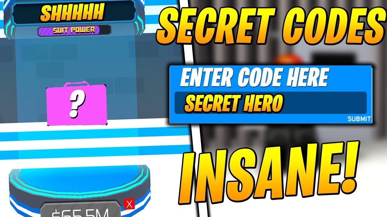 Super Hero City Roblox All Working Codes | StrucidCodes.com