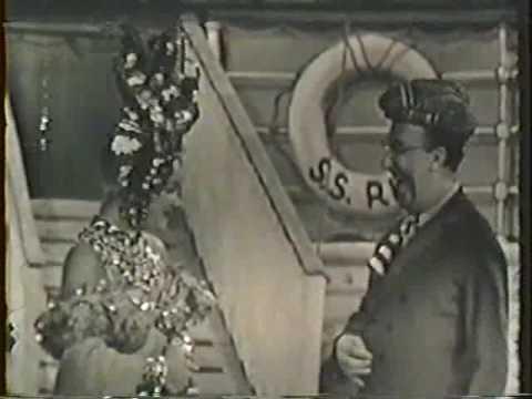 CARMEN MIRANDA  ON THE ED WYNN  1949