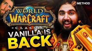 FIRST HOUR OF CLASSIC BETA ft Esfand & Asmongold