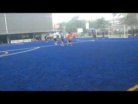 OFPA lawan Chelsea Fan di NPNG Sports Centre