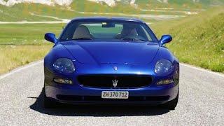Pure sound maserati 4.2 gt coupé - davide cironi drive experience
