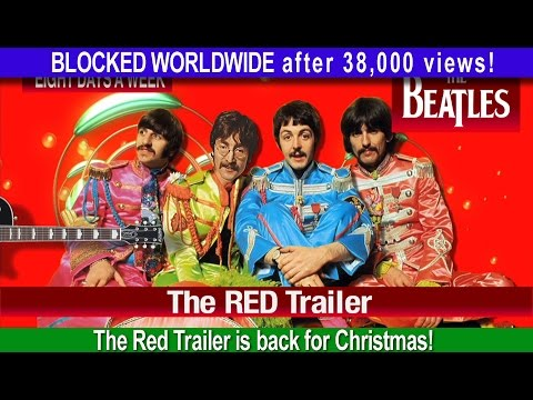 The Beatles Eight Days A Week - The Red Trailer