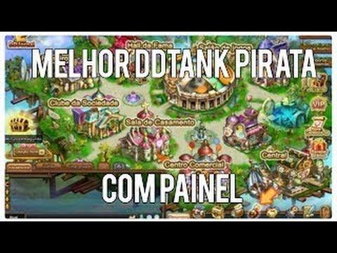 Melhor DDTank Pirata 2014 Com Pet Painel 3B Sem Bugs (PROTANK)