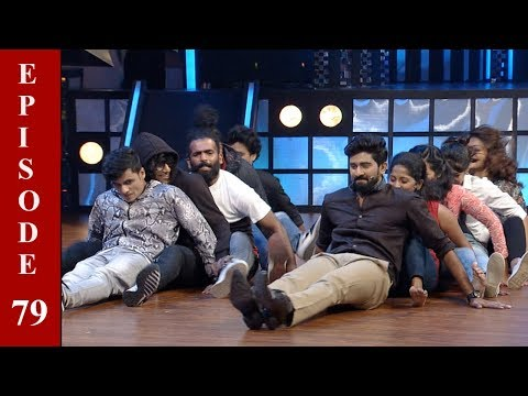 D4 Junior Vs Senior I EP 79  Charismatic performances on the floor I Mazhavil Manorama