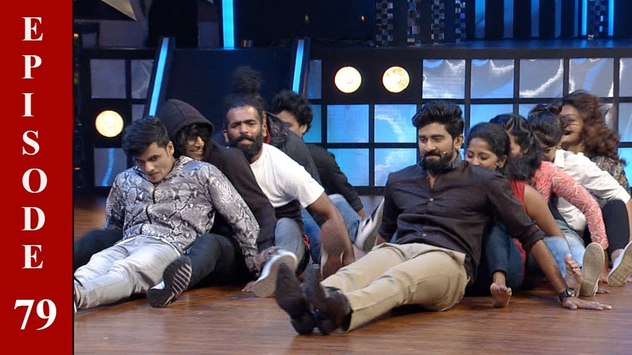 D4 Junior Vs Senior I EP 79 - Charismatic performances on the floor I Mazhavil Manorama