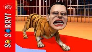 vuclip So Sorry: Circus men barkat, netaon ki harkat