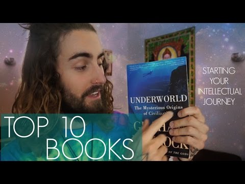 Top 10 Books! (For Starting Your Intellectual Journey)